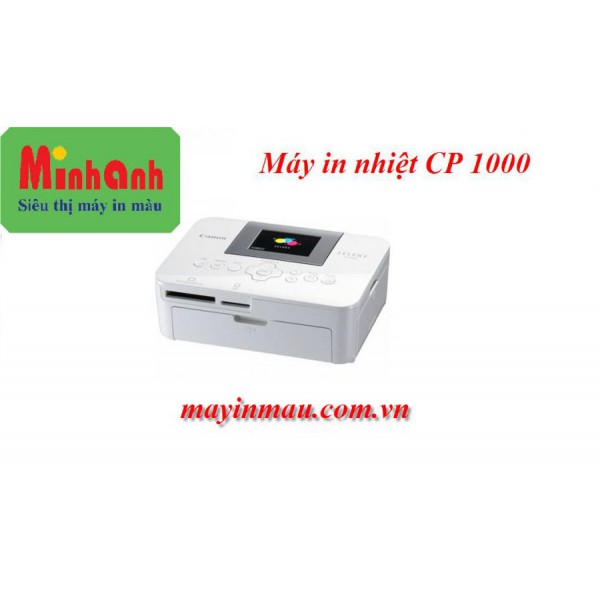 Máy in nhiệt Canon CP1000