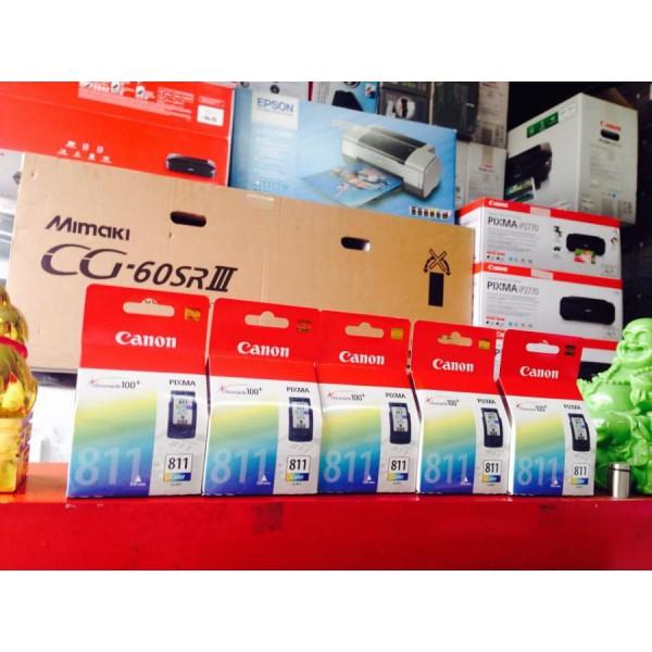 Mực hộp Canon - CL811 Hãng dùng cho canon IP2770
