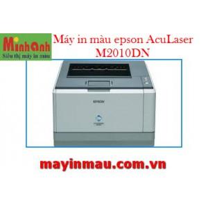 Máy in EPSON Aculaser-MN-2010DN (Đảo giấy, in mạng)