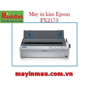 Máy in kim Epson FX 2175