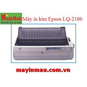 Máy in kim Epson LQ-2180 (Dòng máy in chuyên nghiệp - A3)