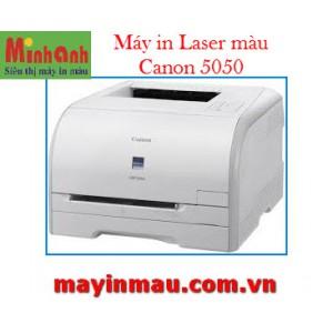 Máy in Laser màu Canon LBP 5050