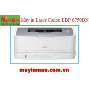Máy in Laser đen trắng Canon LBP 6750dn (tự động đảo giấy, in mạng)