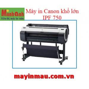 Máy in khổ lớn Canon IPF750