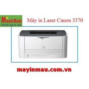 Máy in Laser đen trắng Canon 3370 (In A4, đảo giấy, in mạng)