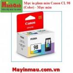 Mực in phun màu Canon CL 98 (Color) - Mực màu