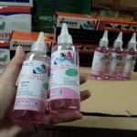 Combo 2 chai dung dịch ngâm đầu phun inksun màu hồng  100ml