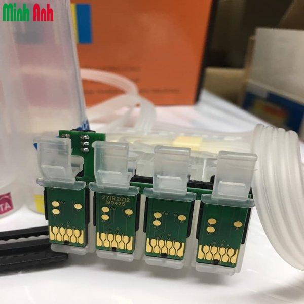 Chip hộp dẫn mực của máy 7710