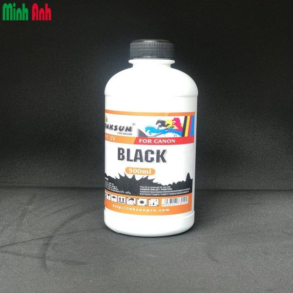 Mực canon dye uv 500ml dùng cho máy in phun màu canon G1010-2010-3010